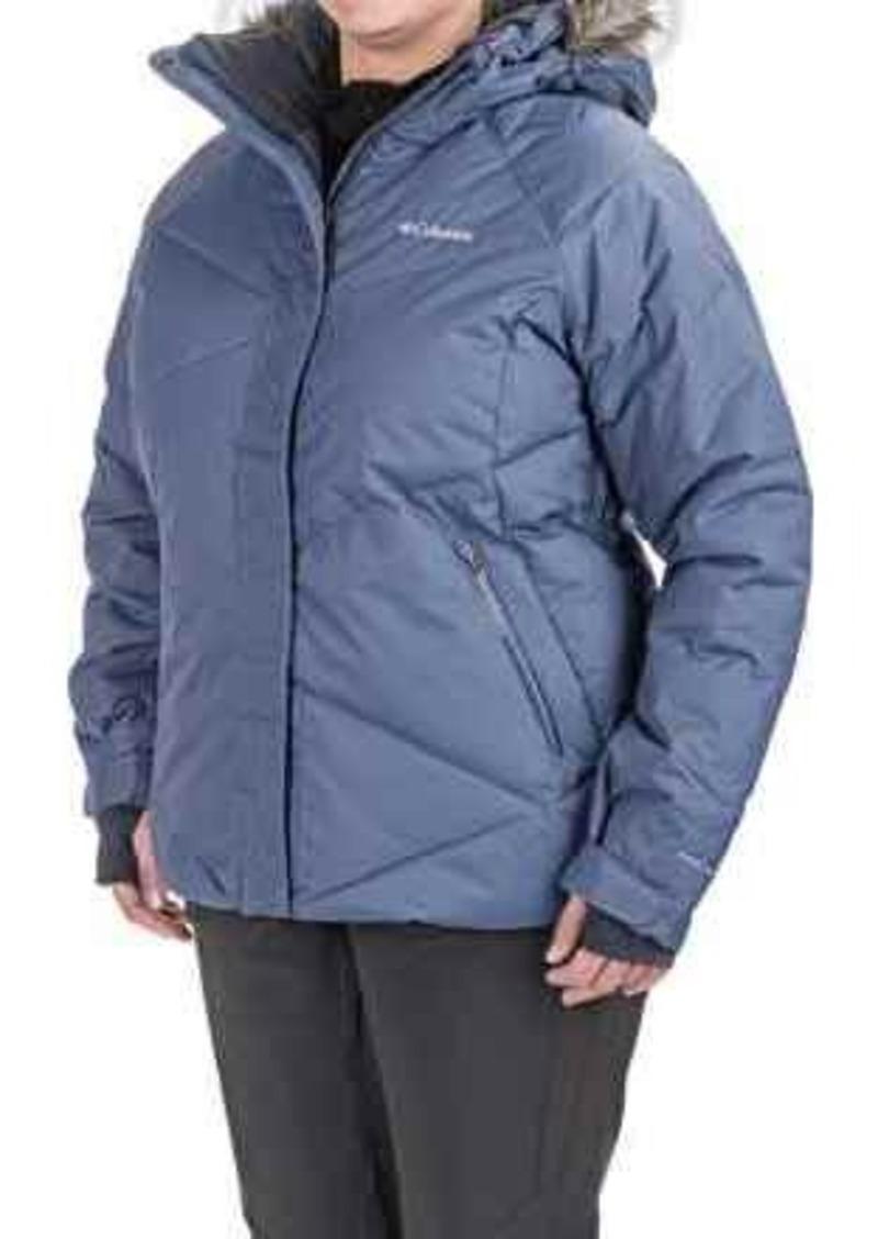 3c53f07f956 Sportswear Lay D Omni-Heat® Down Ski Jacket - 550 Fill Power (For Plus Size  Women)