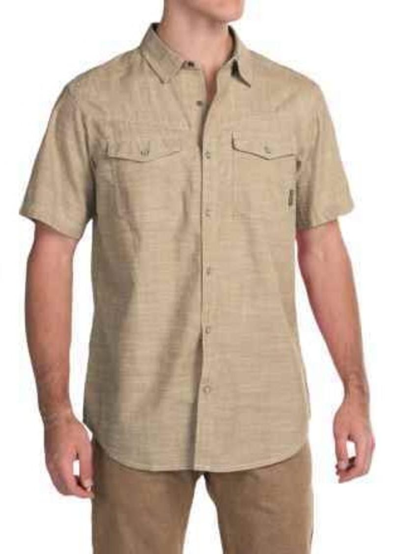 741a62a65e3 Columbia Sportswear Leadville Ridge Shirt - Snap Front, Short Sleeve (For  Men)