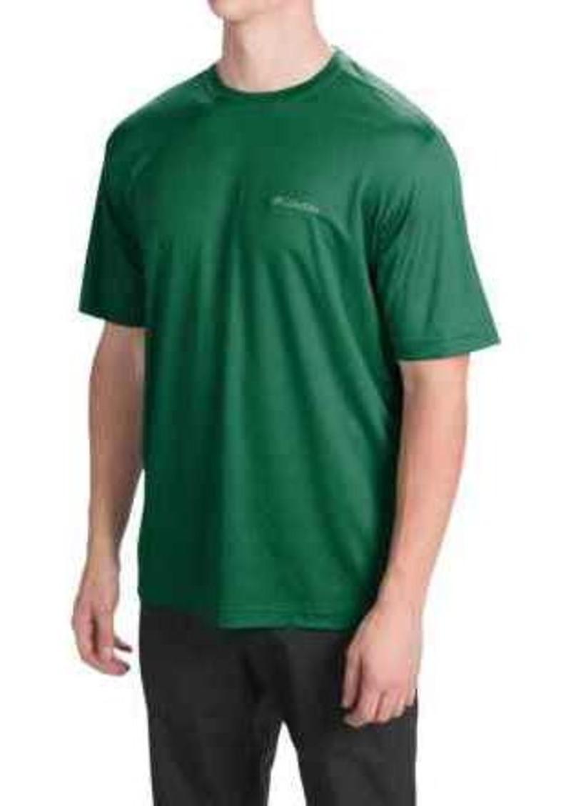Columbia Columbia Sportswear Meeker Peak T Shirt Upf 15