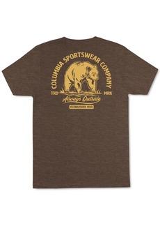Columbia Sportswear Men's Bear Graphic T-Shirt