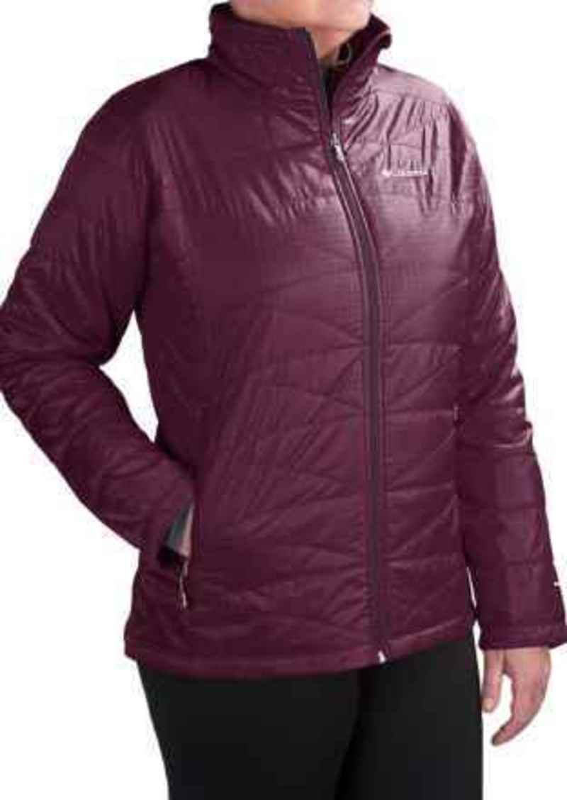 e00963860cc Sportswear Mighty Lite III Omni-Heat® Jacket - Insulated (For Plus Size  Women)
