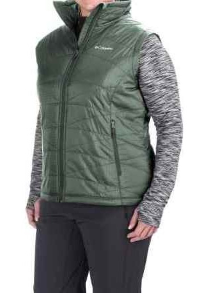 2c7d046f8a9 Columbia Sportswear Mighty Lite III Omni-Heat® Vest (For Plus Size Women)