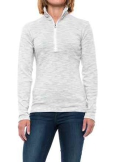 Columbia Sportswear Outerspaced Shirt - Zip Neck, Long Sleeve (For Women)