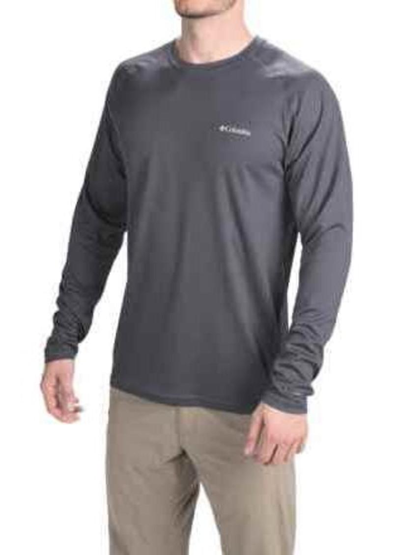 1b1f8a22cd6 Columbia Sportswear Peak Racer Omni-Wick® Shirt - Long Sleeve (For Men)