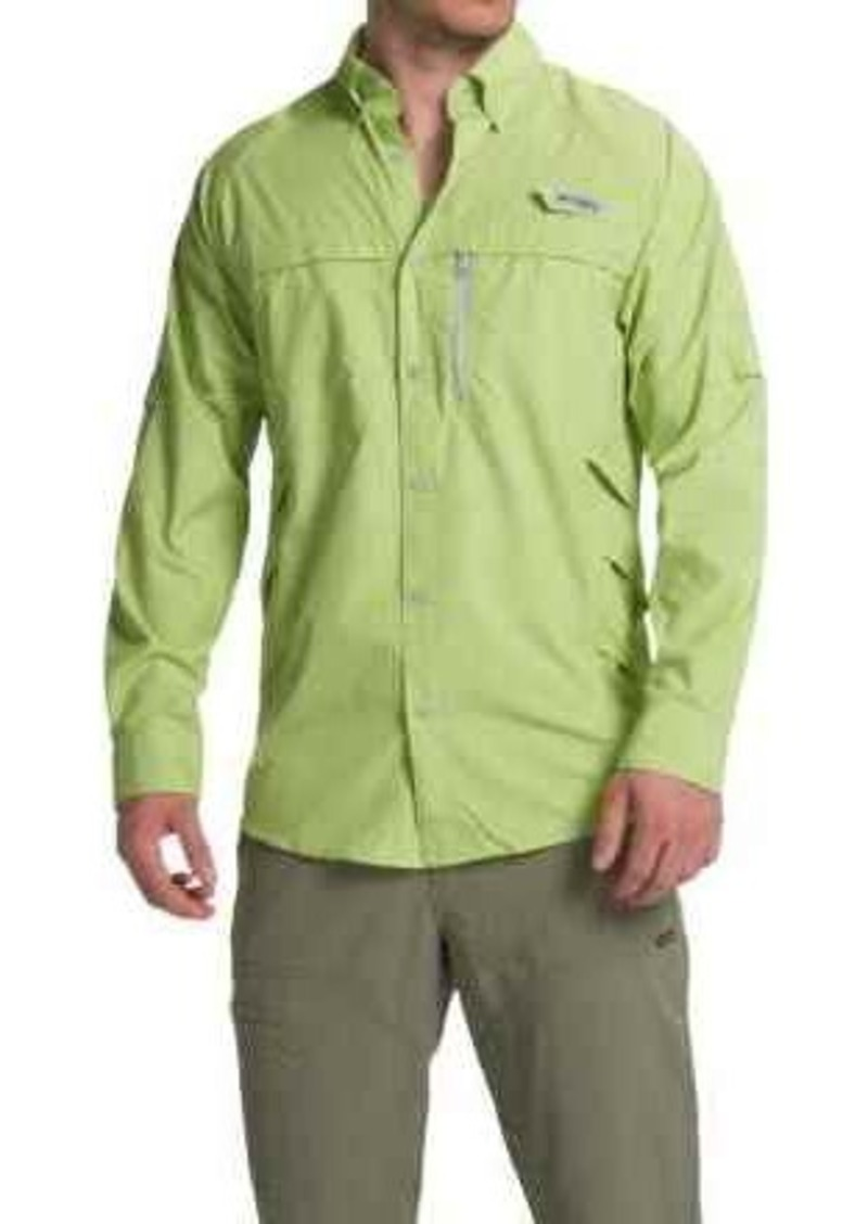 55e92e6408cd7 Columbia Columbia Sportswear PFG Airgill Solar Shirt - Omni-Freeze ...