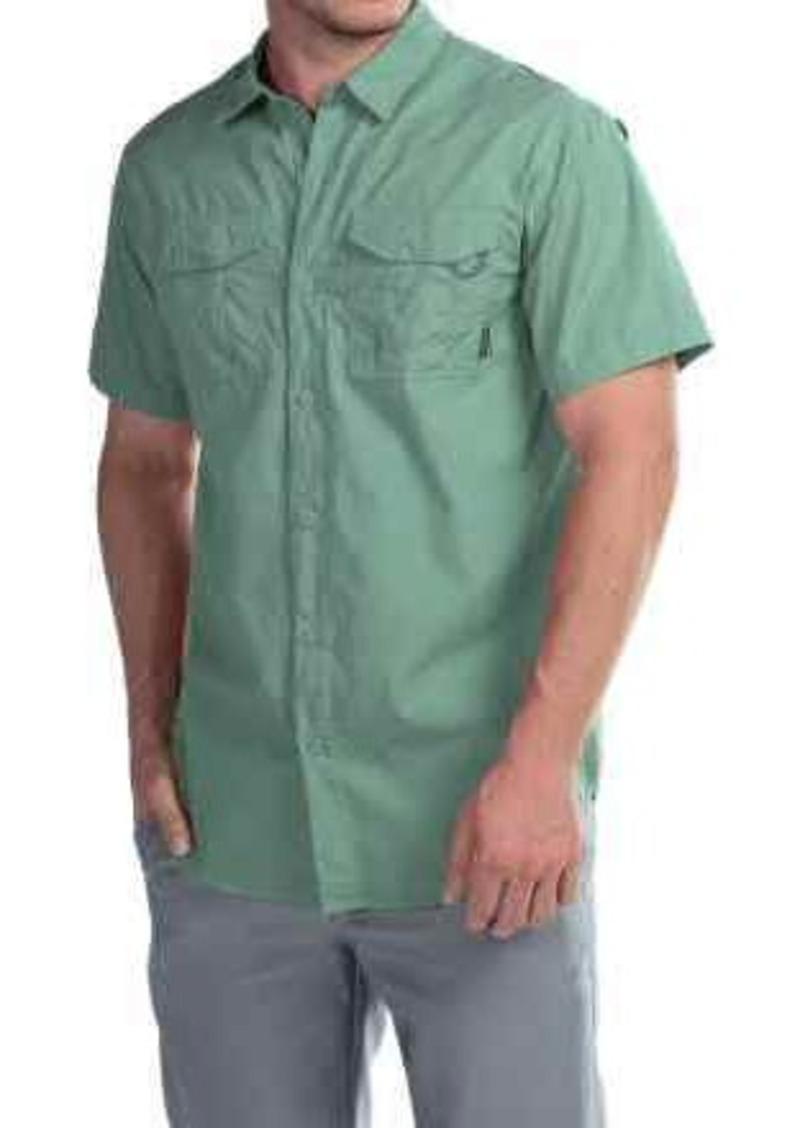95fb4d923fe Columbia Columbia Sportswear Pine Park Shirt - Short Sleeve (For Men ...