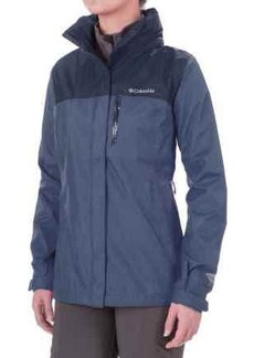 Columbia Sportswear Pouration Omni-Tech® Rain Jacket - Waterproof (For Women)