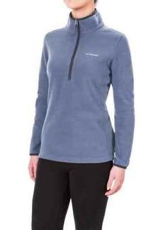 Columbia Sportswear Ridge Repeat Polartec® Fleece Shirt - Zip Neck, Long Sleeve (For Women)