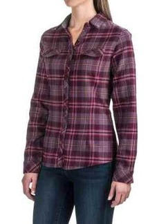Columbia Sportswear Simply Put II Flannel Shirt - Long Sleeve (For Women)