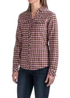 Columbia Sportswear Simply Put II Flannel Shirt - Long Sleeve (For Women)