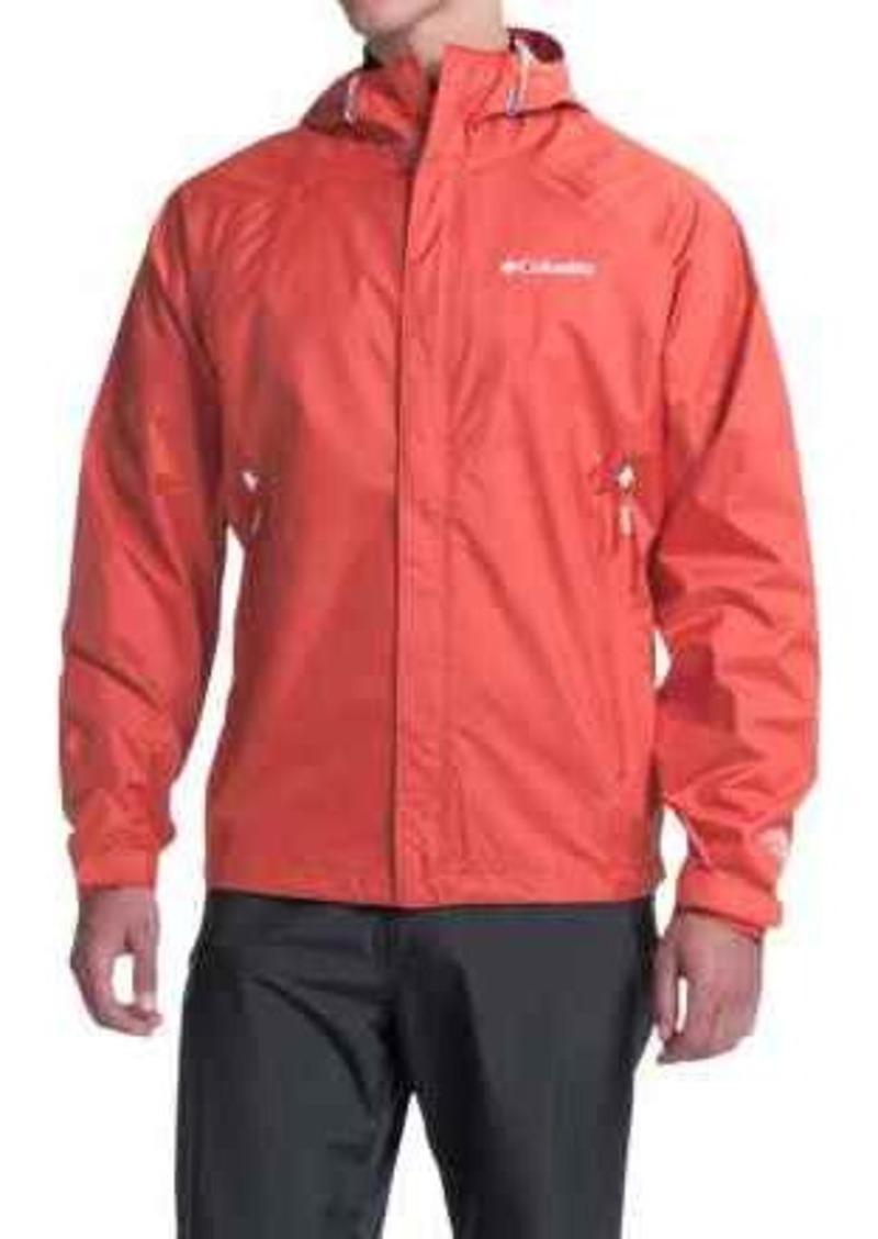 Columbia Sportswear Sleeker Omni-Tech® Rain Jacket - Waterproof (For Men)
