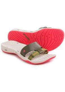 Columbia Sportswear Sunbreeze Vent Cruz Sandals (For Women)