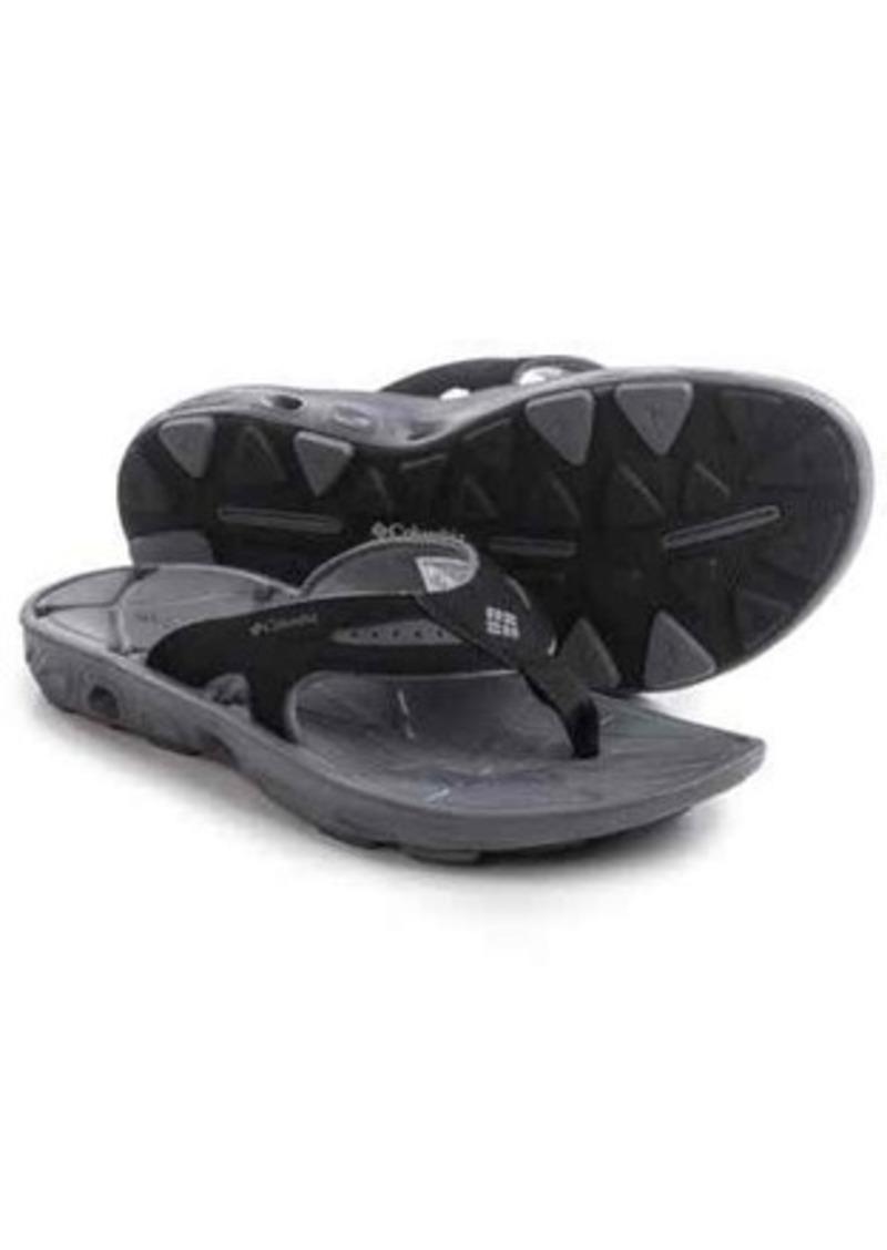 4893b0d012cd Columbia Columbia Sportswear Techsun Vent Flip-Flops (For Men)