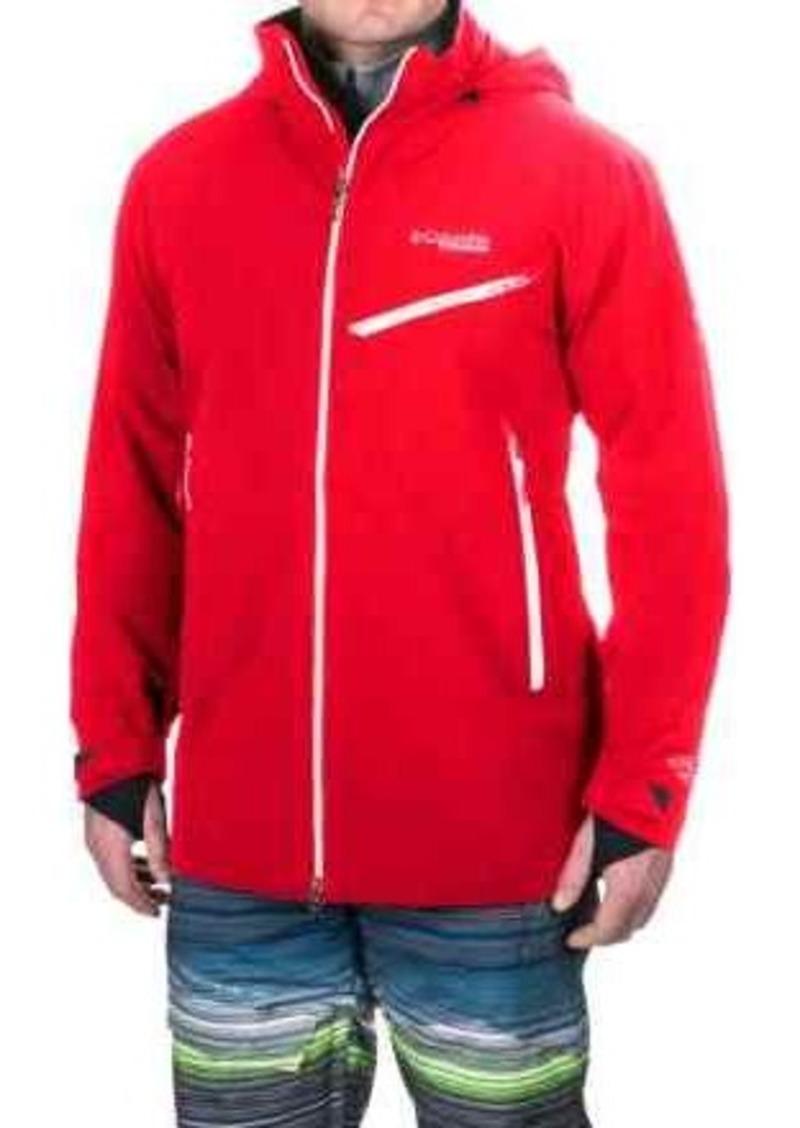 Owcrq8fw Jacket Sportswear Titanium Columbia Waterproof Carvin 4xXfxU
