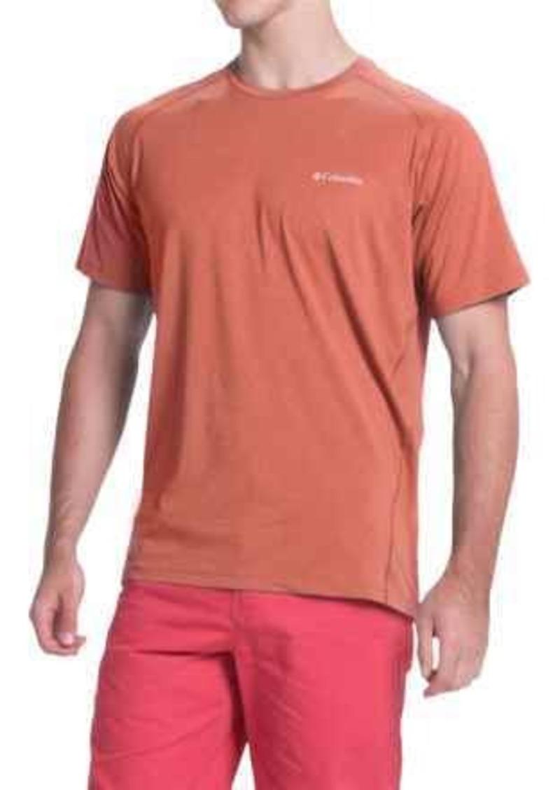 245e7499630 Columbia Sportswear Tuk Mountain Omni-Wick® Shirt - UPF 50+, Short Sleeve