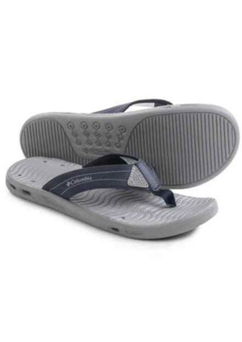 baae994b5cc Columbia Columbia Sportswear Vent Cush Flip PFG Sandals (For Men ...