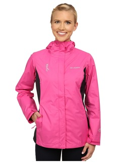 Columbia Tested Tough in Pink™ Rain Jacket II