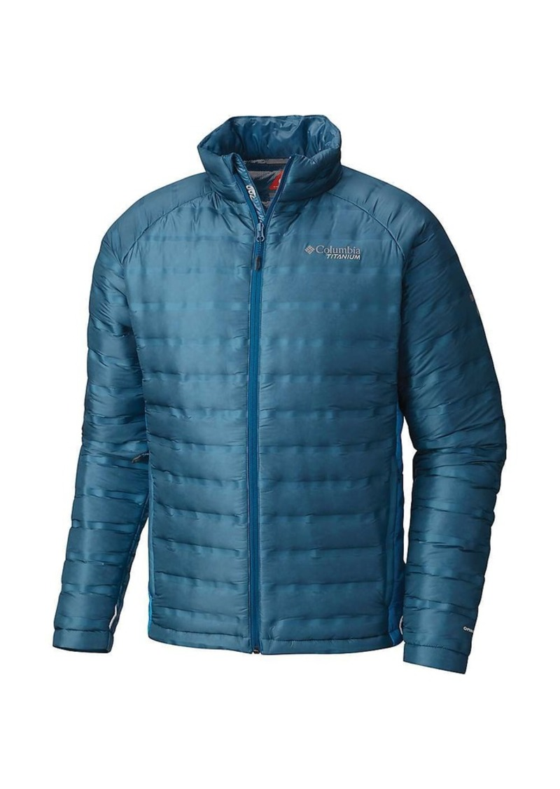 official images complimentary shipping superior performance Columbia Columbia Titanium Men's Titan Ridge Down Jacket | Outerwear