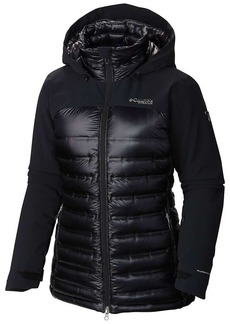 Columbia Titanium Women's HeatZone 1000 TurboDown Hooded Jacket