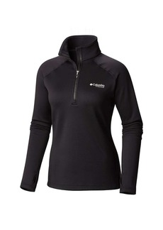 Columbia Titanium Women's Northern Ground Half Zip Fleece Jacket