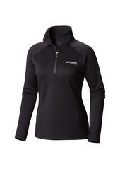 Columbia Titanium Women's Northern Ground Half Zip Fleece Jacket