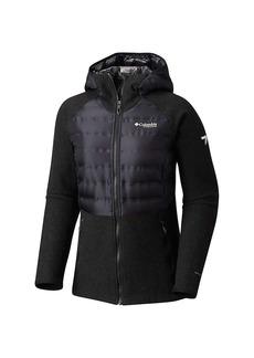 Columbia Titanium Women's Snowfield Hybrid Jacket