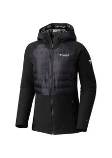 Columbia Titanium Women's Snowfield Hybrid Jacket