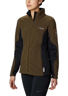 Columbia Titanium Women's Titan Pass 2.0 II Fleece Top