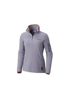 Columbia Titanium Women's Titan Pass II 1.0 Half Zip Fleece Jacket