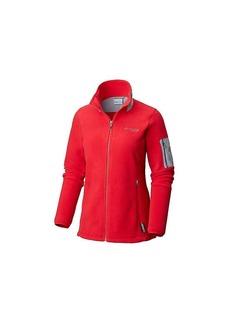 Columbia Titanium Women's Titan Pass II 2.0 Fleece Jacket