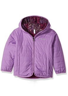 Columbia Boys' Toddler Double Trouble Jacket