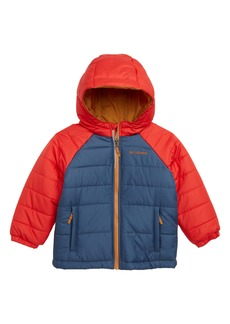 Columbia Tree Time Water Resistant Puffer Jacket (Toddler Boys)