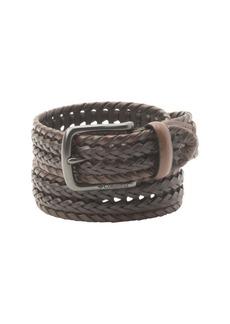 Columbia Two-Tone Braided Belt