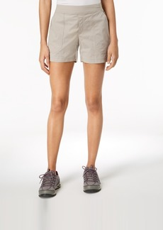 Columbia Walkabout Mid-Rise Stretch Shorts