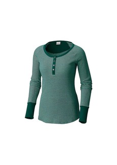 Columbia Women's Along The Gorge Thermal Henley