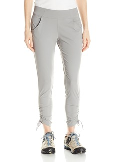 Columbia Women's Anytime Casual Ankle Pant Pants -light grey SxR