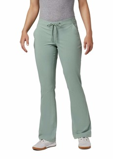 Columbia Women's Big and Tall Anytime Outdoor Boot Cut Casual Pant  22 Regular - Plus
