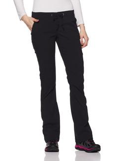 Columbia Women's Anytime Outdoor Boot Cut Pant black 8Regular