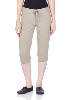 Columbia Women's Anytime Outdoor Capri Pants -tusk x18