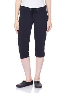 Columbia Women's Anytime Outdoor Capri Pants -black x1