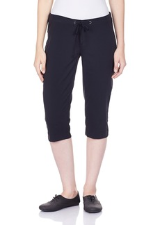 Columbia Women's Anytime Outdoor Capri Pants -black x18