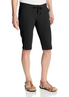 Columbia Women's Anytime Outdoor Long Short Shorts -black x13