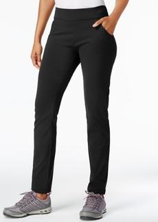 Columbia Women's Anytime Pull-On Straight Leg Pants