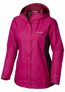 Columbia Women's Arcadia II Jacket Haute Pink/Shark