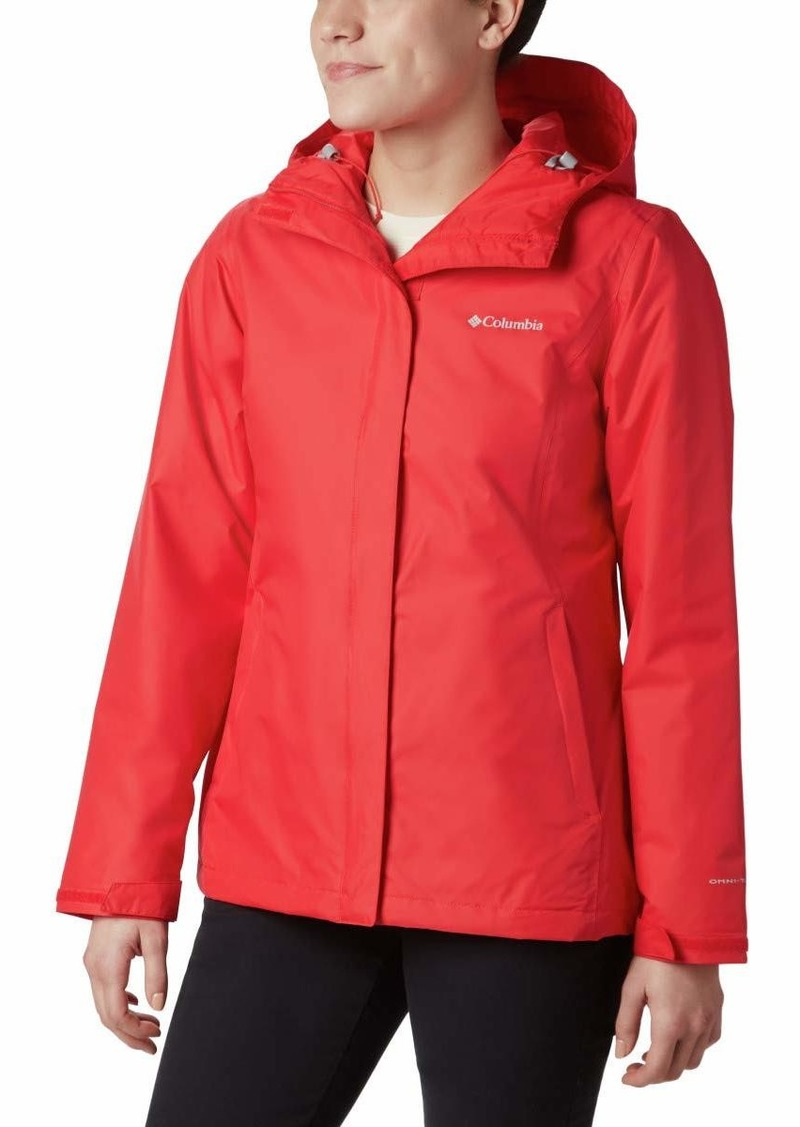 Columbia Women's Arcadia Insulated Jacket red Lily