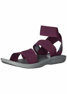 Columbia Women's BARRACA Strap Sport Sandal   Regular US