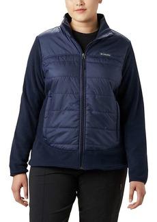 Columbia Women's Basin Butte Fleece Full Zip