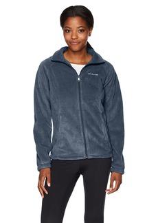 Columbia Women's Benton Springs Full Zip Fleece Jacket  M