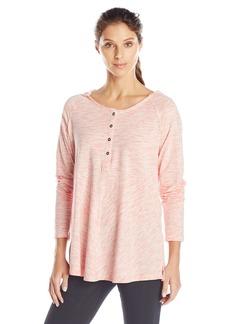 Columbia Women's Blurred Line Long Sleeve Shirt  Large