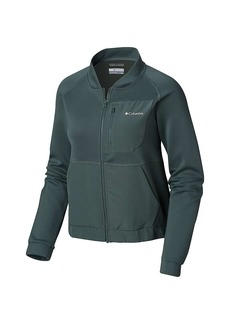 Columbia Women's Bryce Canyon Cropped Full Zip Jacket
